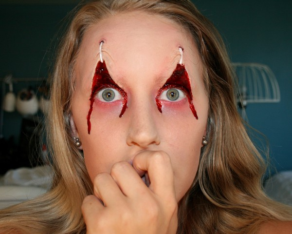 Artista autodidata leva a maquiagem de efeitos especiais a um outro n�vel 20
