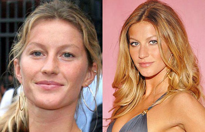 Supermodelos sem maquiagem, o post definitvo