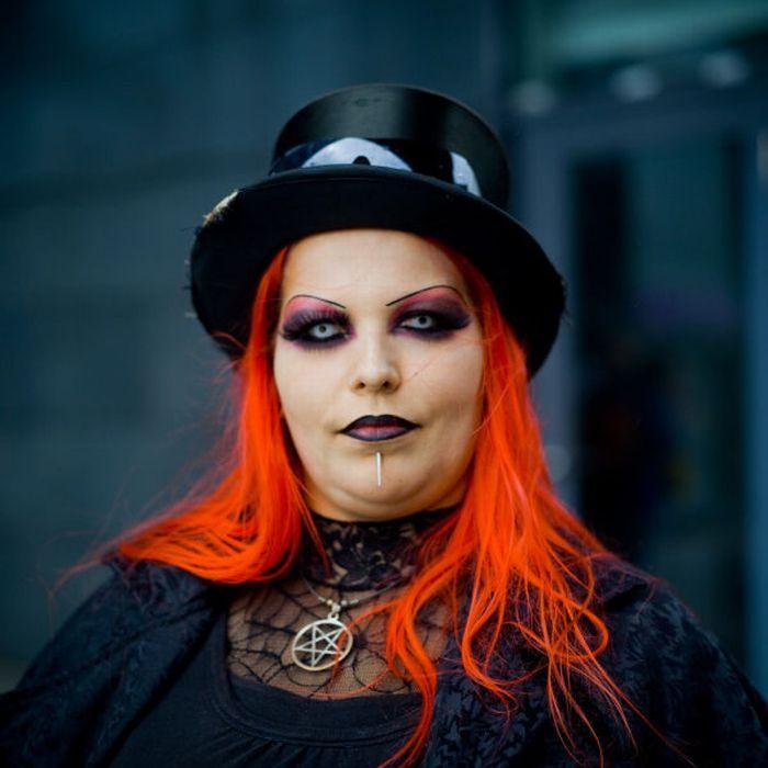 Wave Gotik Treffen, um festival gótico em Leipzig 24