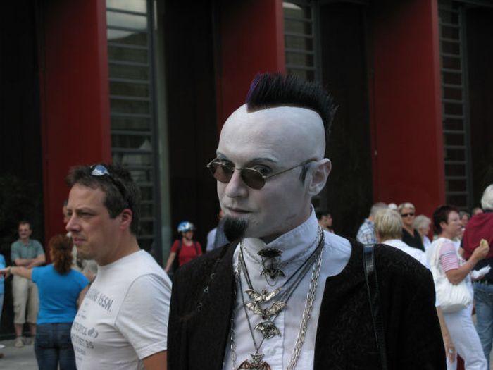 Wave Gotik Treffen, um festival gótico em Leipzig 41