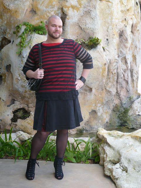 Desenhista de moda freestyle, a liberdade da moda para os homens  14