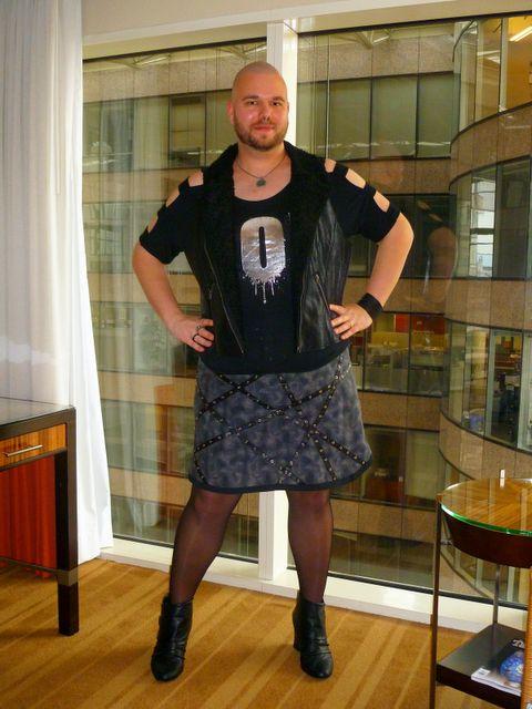 Desenhista de moda freestyle, a liberdade da moda para os homens  32