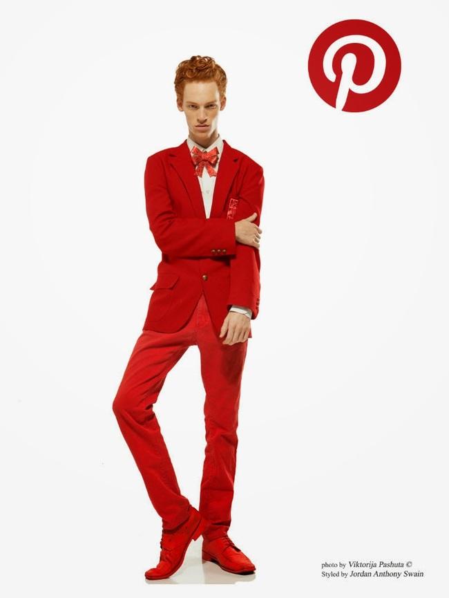 Artista reimagina redes sociais como homens elegantes 08