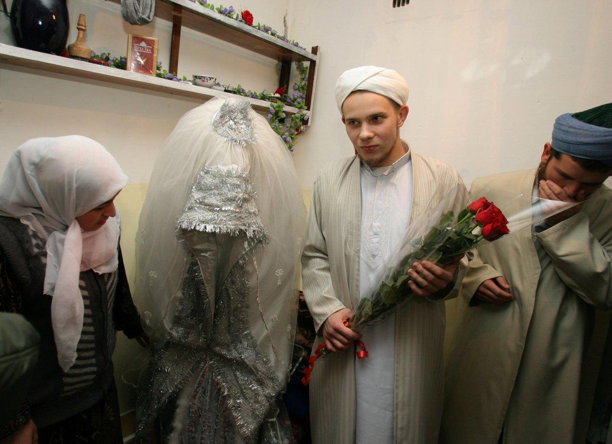 27 belas fotos de vestidos tradicionais de casamentos por todo o mundo 06