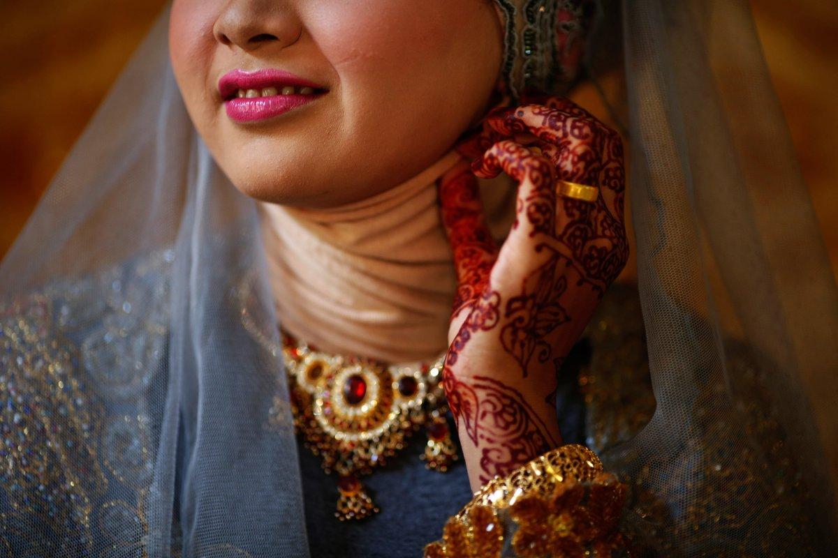 27 belas fotos de vestidos tradicionais de casamentos por todo o mundo 08