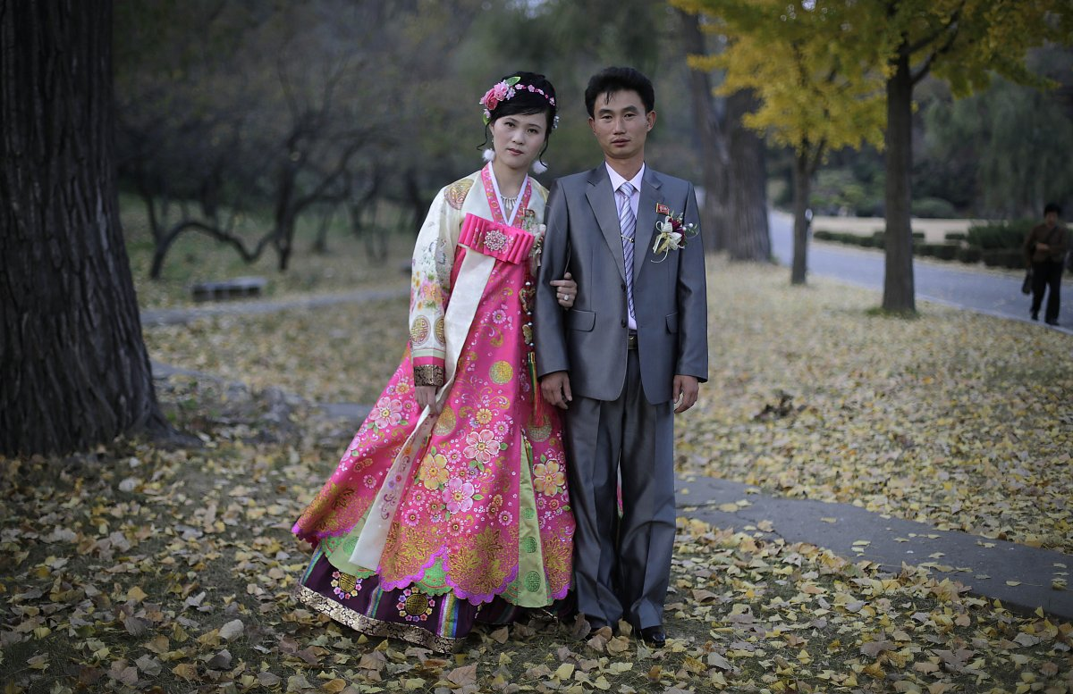 27 belas fotos de vestidos tradicionais de casamentos por todo o mundo 19