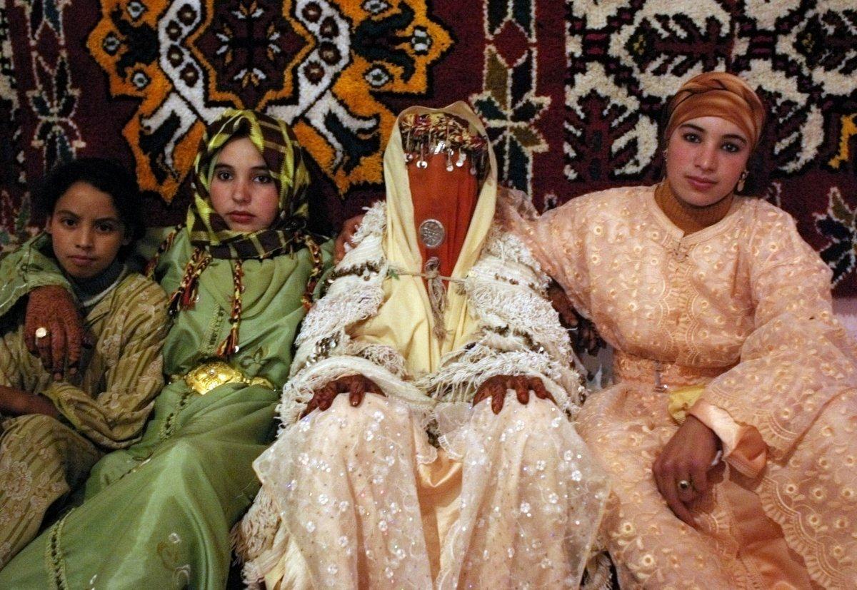 27 belas fotos de vestidos tradicionais de casamentos por todo o mundo 21