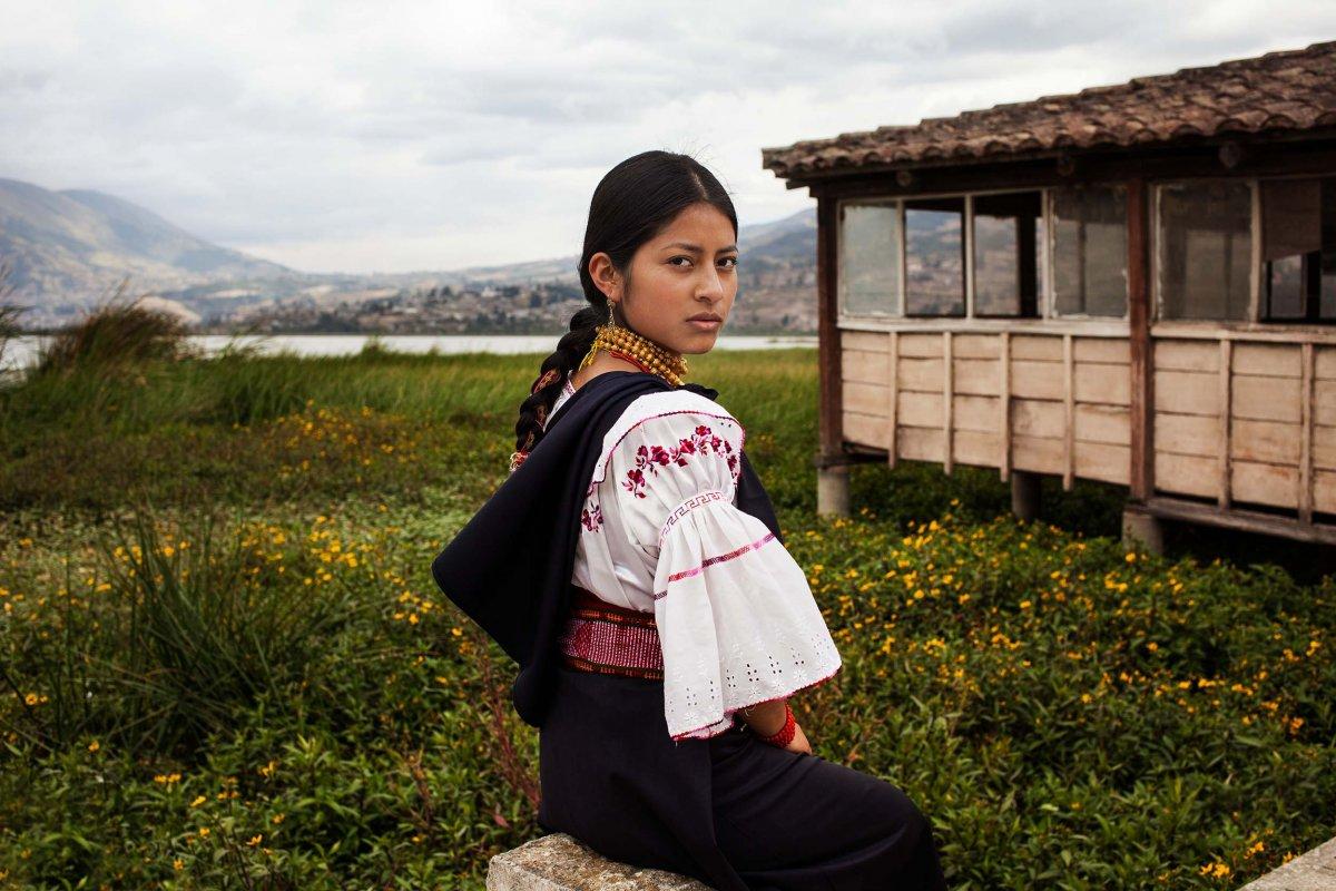 Fotógrafa viajou o mundo para ver como é definida a beleza em 37 países 05
