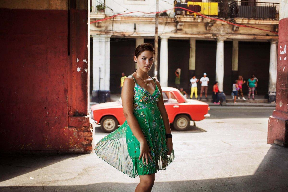 Fotógrafa viajou o mundo para ver como é definida a beleza em 37 países 11