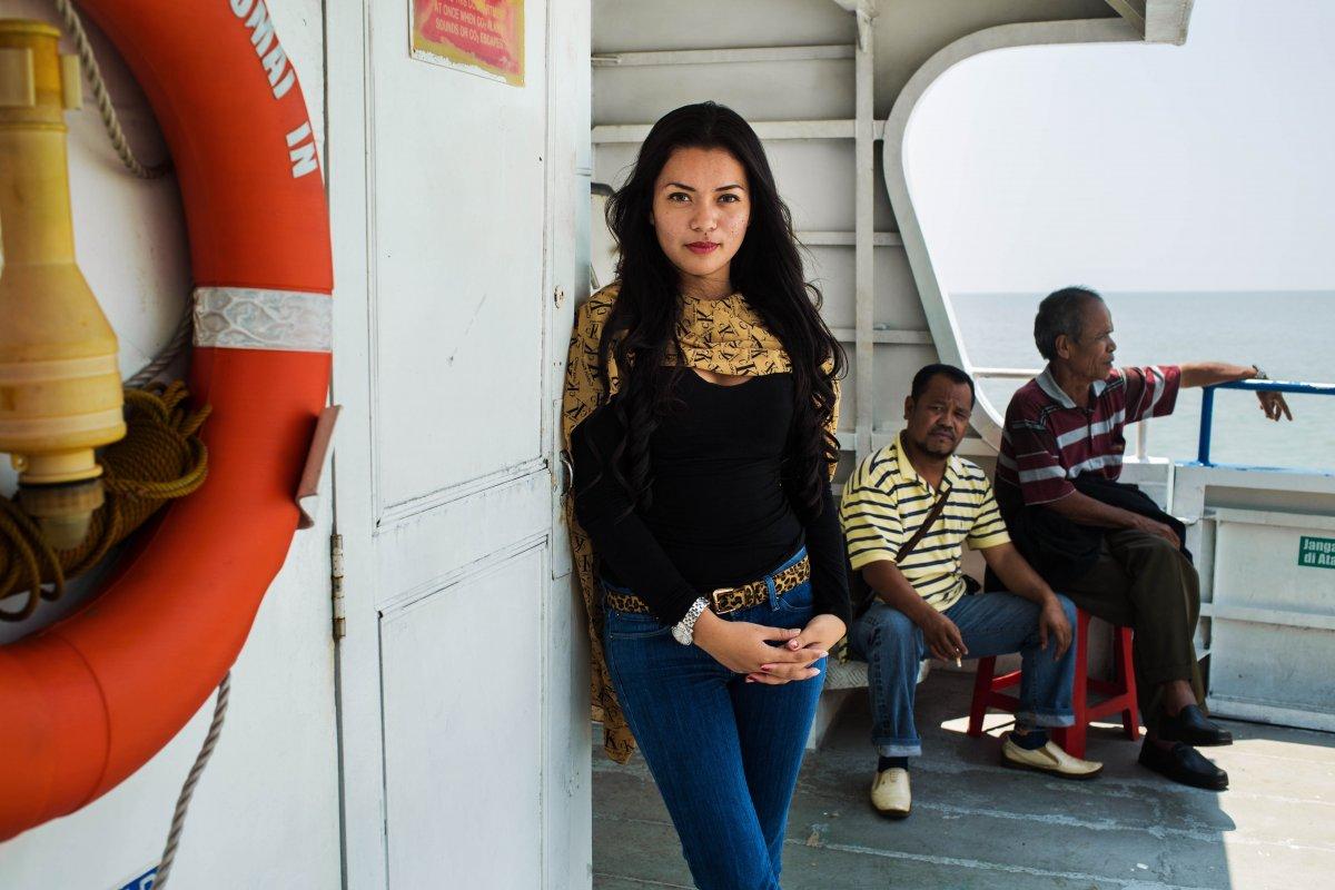 Fotógrafa viajou o mundo para ver como é definida a beleza em 37 países 13