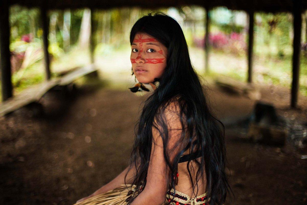 Fotógrafa viajou o mundo para ver como é definida a beleza em 37 países 14