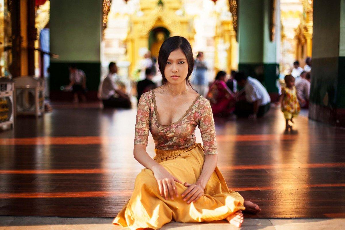 Fotógrafa viajou o mundo para ver como é definida a beleza em 37 países 33