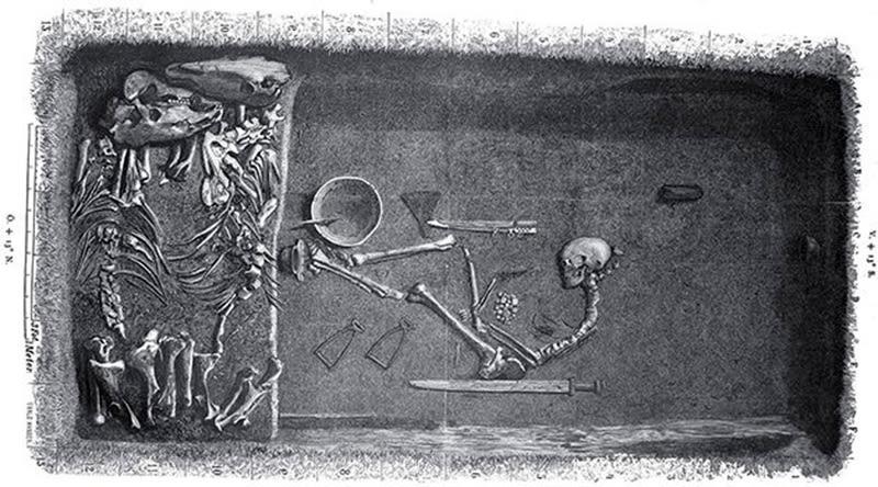 As análises de DNA confirmam que o misterioso senhor da guerra viking de Birka em realidade era mulher