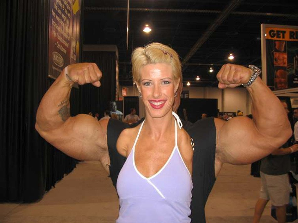 Uma mulher forte chamada Barbie 08