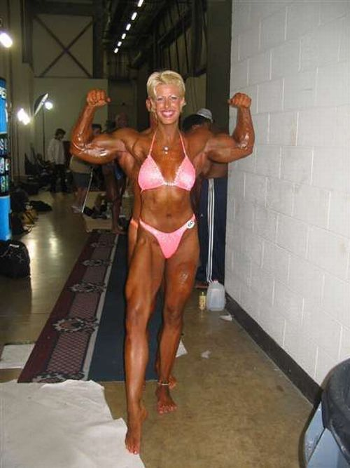 Uma mulher forte chamada Barbie 12