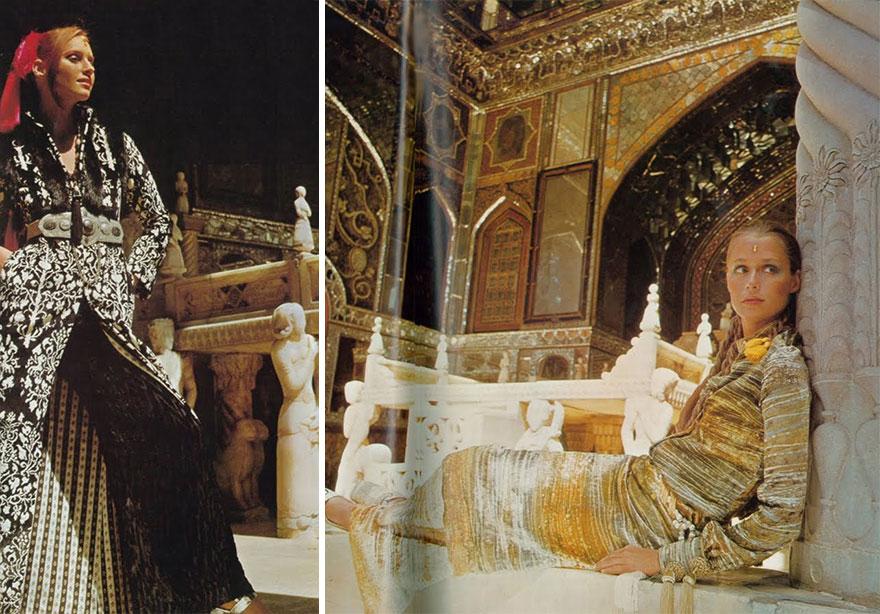 Estas revistas antigas mostram como se vestiam as mulheres iranianas nos anos 70 08