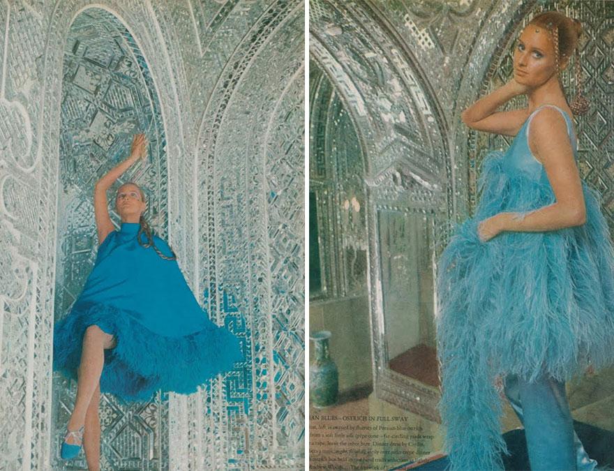 Estas revistas antigas mostram como se vestiam as mulheres iranianas nos anos 70 14