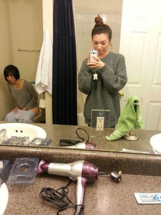 Mulher fazendo mulhersice 38