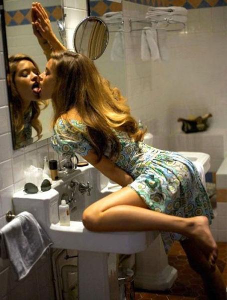 Mulher fazendo mulhersice 53