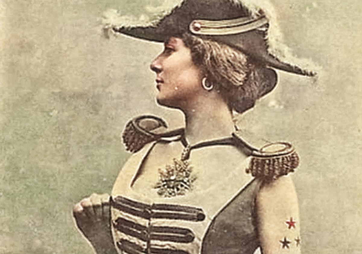 Como um artista francês imaginou que seriam as 'Mulheres do Futuro' em 1902