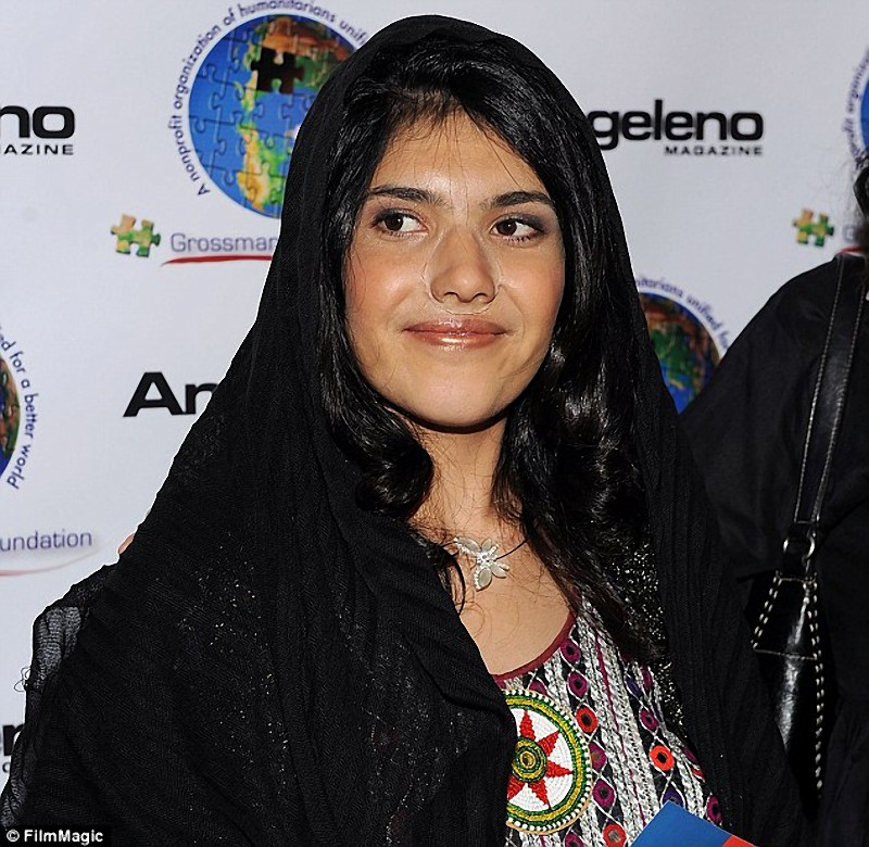 Um novo nariz para Aisha, a jovem que desafiou ao Islã 02