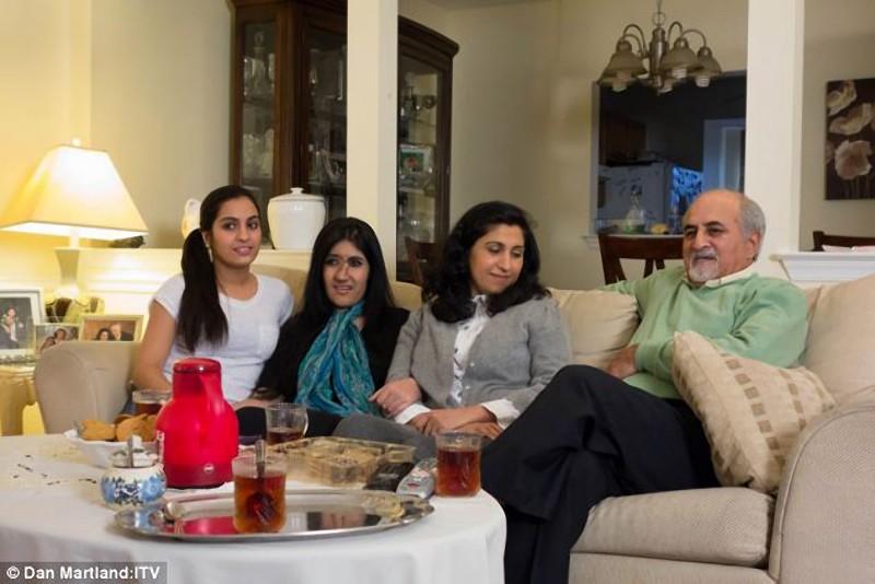 Um novo nariz para Aisha, a jovem que desafiou ao Islã 05