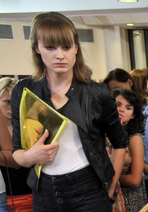 Uma top model com segredo 15