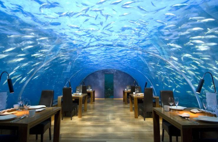 Quarto Underwater espetacular em Maldivas 03