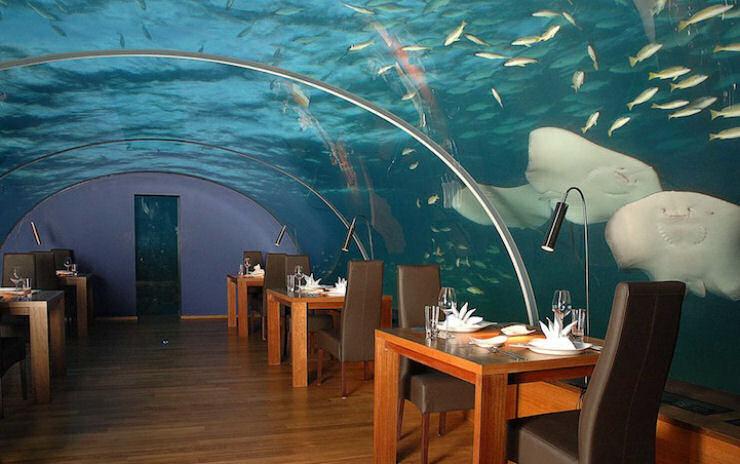 Quarto Underwater espetacular em Maldivas 04