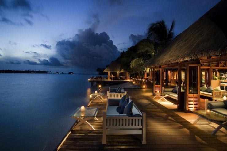 Quarto Underwater espetacular em Maldivas 09