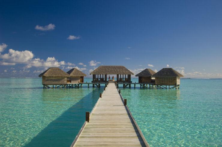 Quarto Underwater espetacular em Maldivas 15