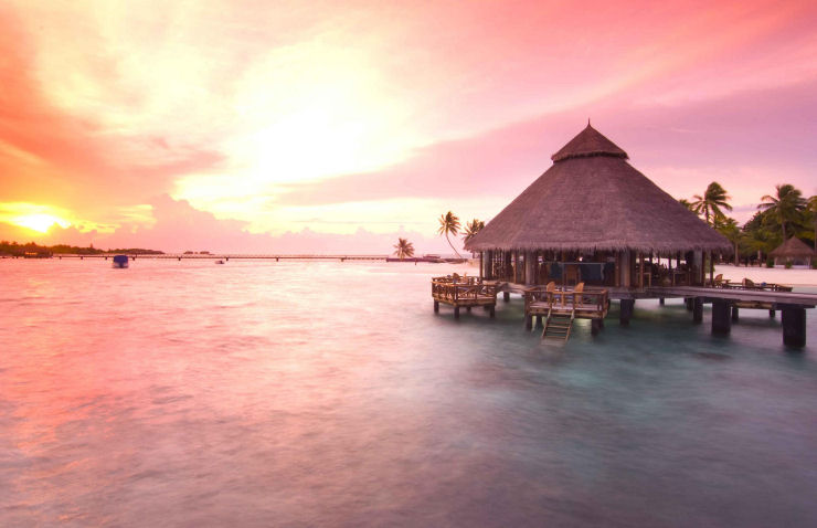 Quarto Underwater espetacular em Maldivas 16