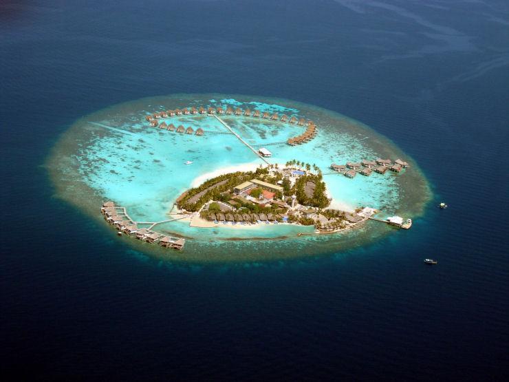 Quarto Underwater espetacular em Maldivas 17