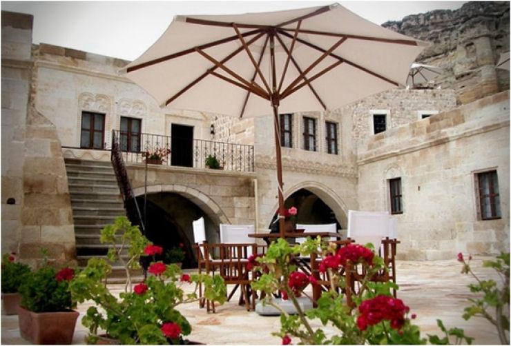 Hotel das cavernas na Turquia 08