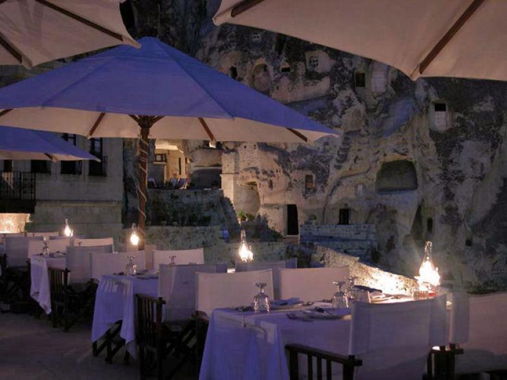 Hotel das cavernas na Turquia 09
