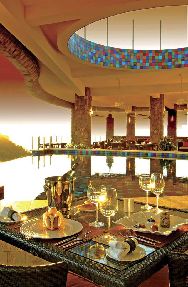 Jade Mountain Resort, um local onde seus sonhos infinitos dormem 11
