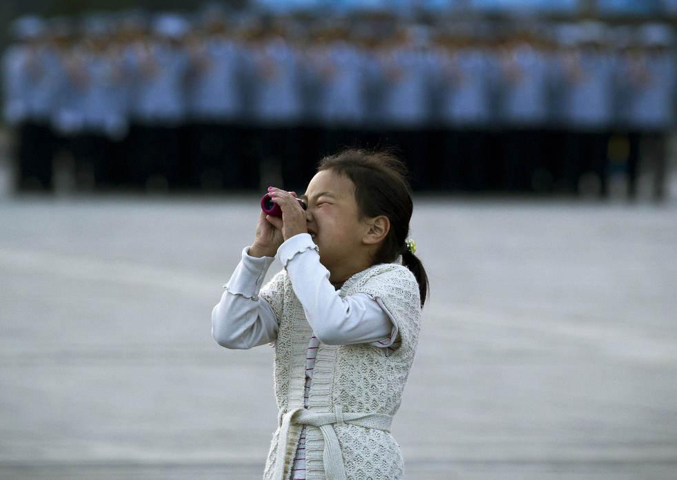 Naadam, os três jogos masculinos da Mongólia em 2012 28