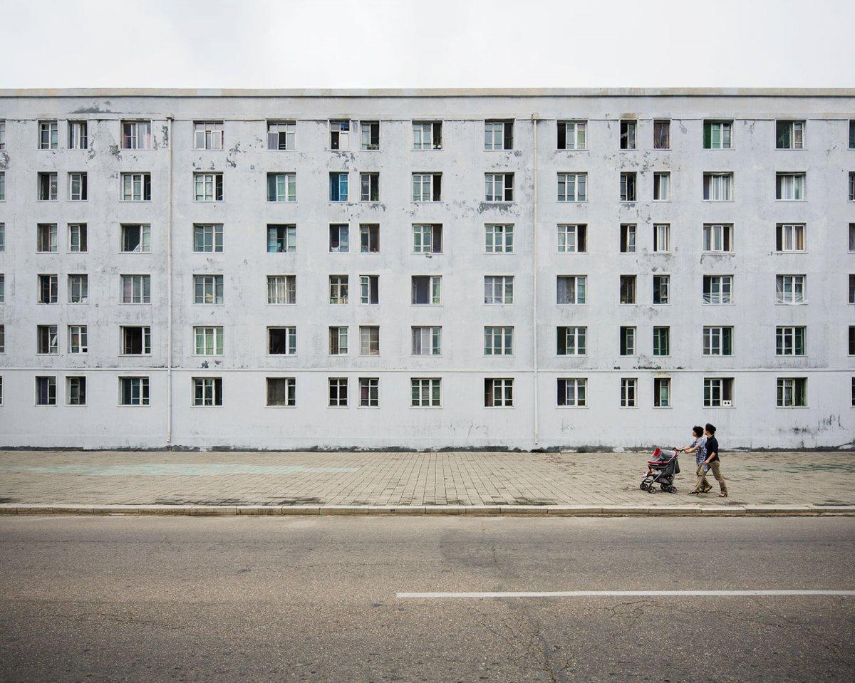 Fotos surreais da capital da Coreia do Norte em uma excursão sancionada pelo Estado 20