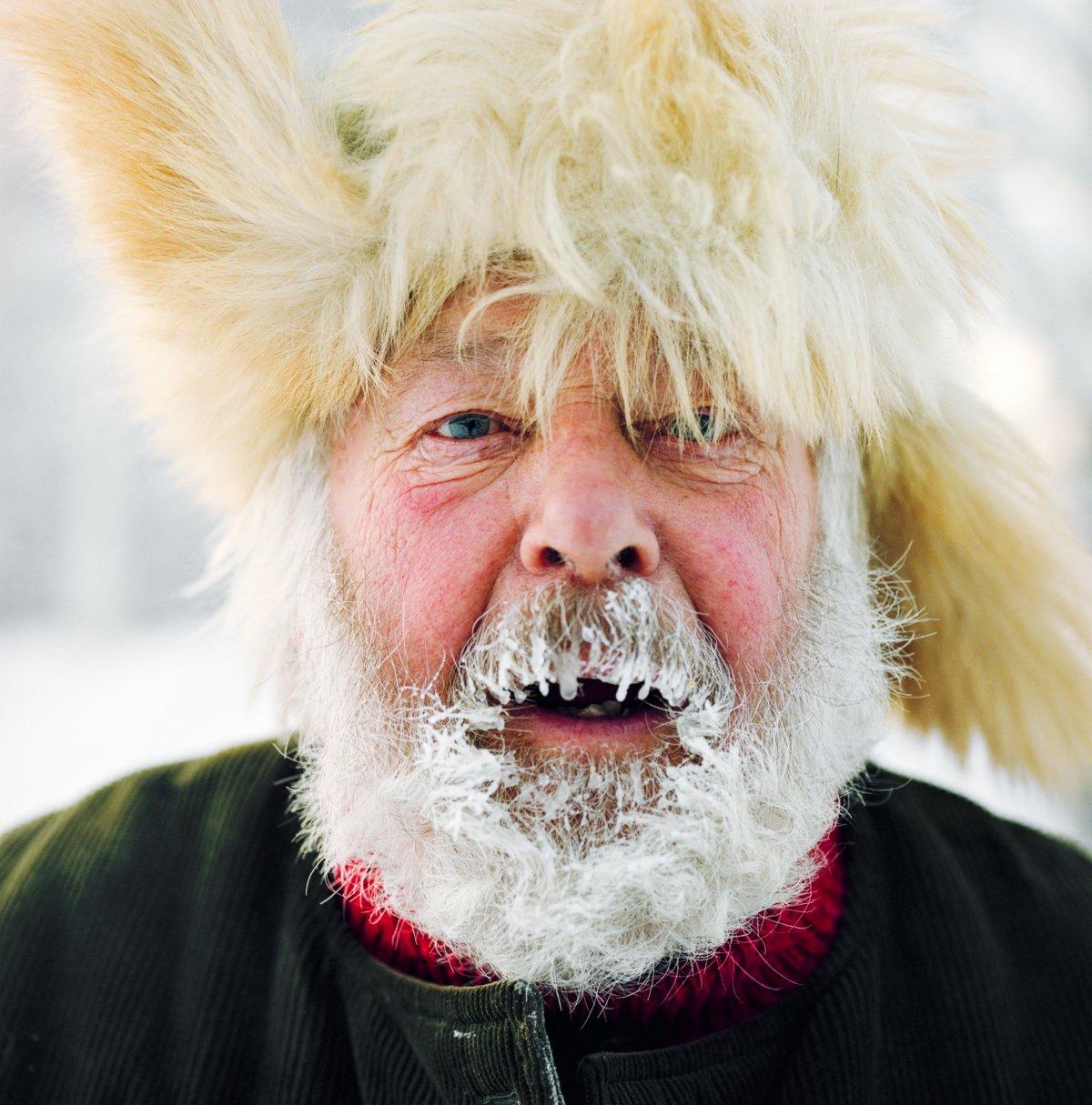 Conhe�a 15 pessoas que desafiam temperaturas extremas para viver no c�rculo �rtico
