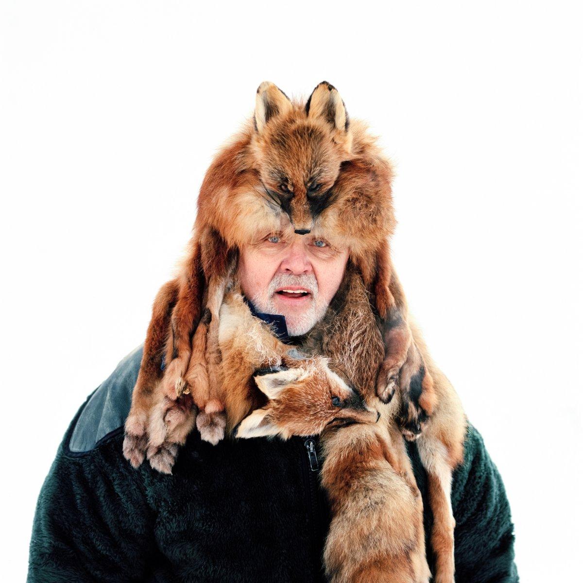 Conheça 15 pessoas que desafiam temperaturas extremas para viver no círculo ártico 10