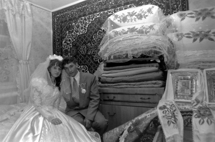 Um casamento tradicional no interior da Rússia 01