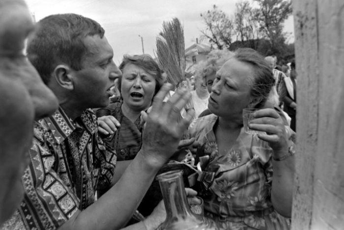 Um casamento tradicional no interior da Rússia 02