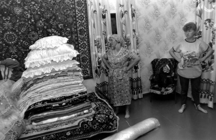 Um casamento tradicional no interior da Rússia 04