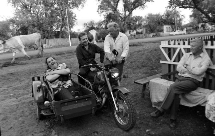 Um casamento tradicional no interior da Rússia 05