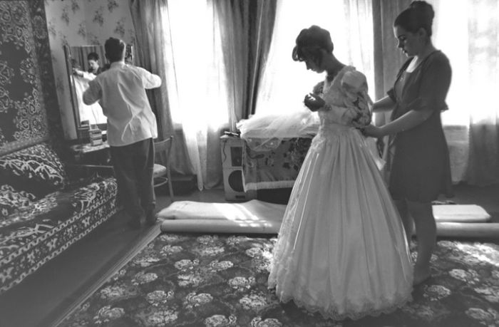 Um casamento tradicional no interior da Rússia 06