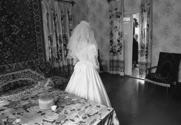 Um casamento tradicional no interior da Rússia 07
