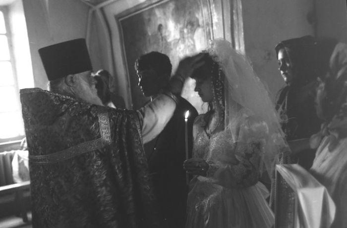 Um casamento tradicional no interior da Rússia 10