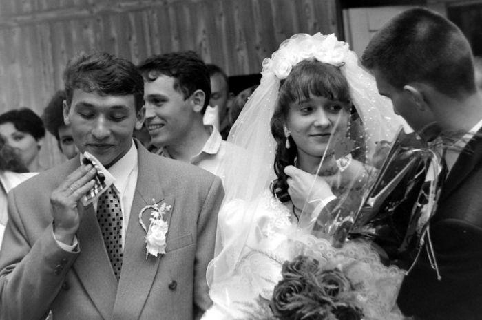 Um casamento tradicional no interior da Rússia 11