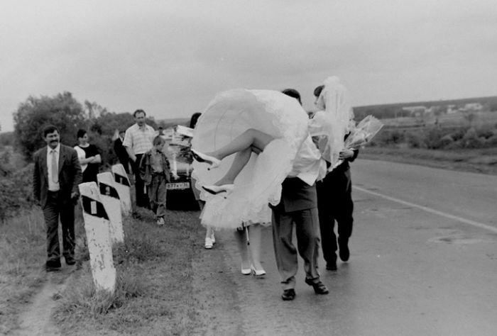 Um casamento tradicional no interior da Rússia 13