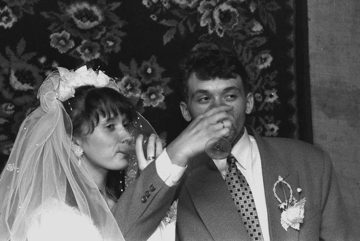 Um casamento tradicional no interior da Rússia 15